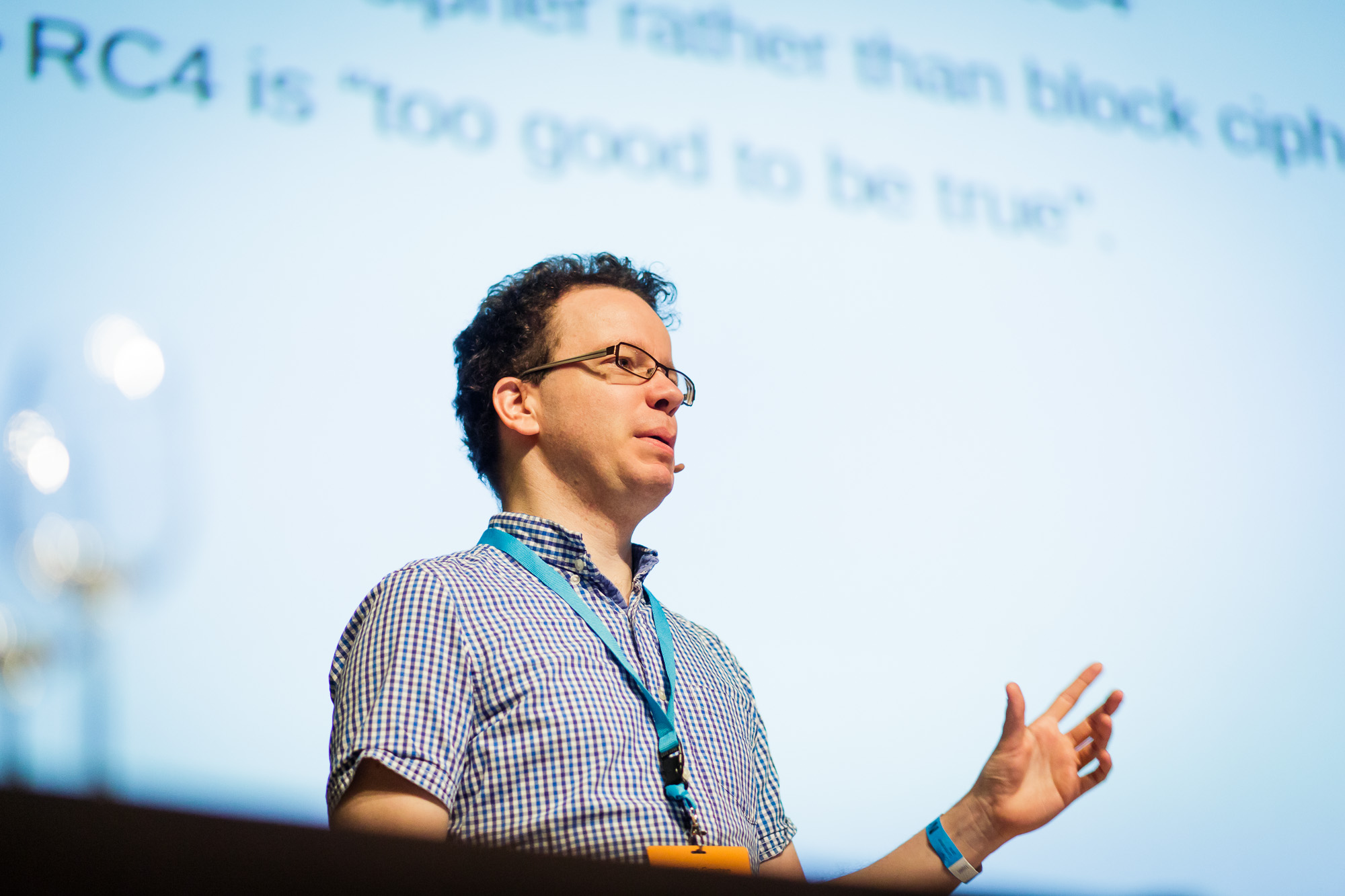 Martijn Grooten at NCSC One Conference 2016